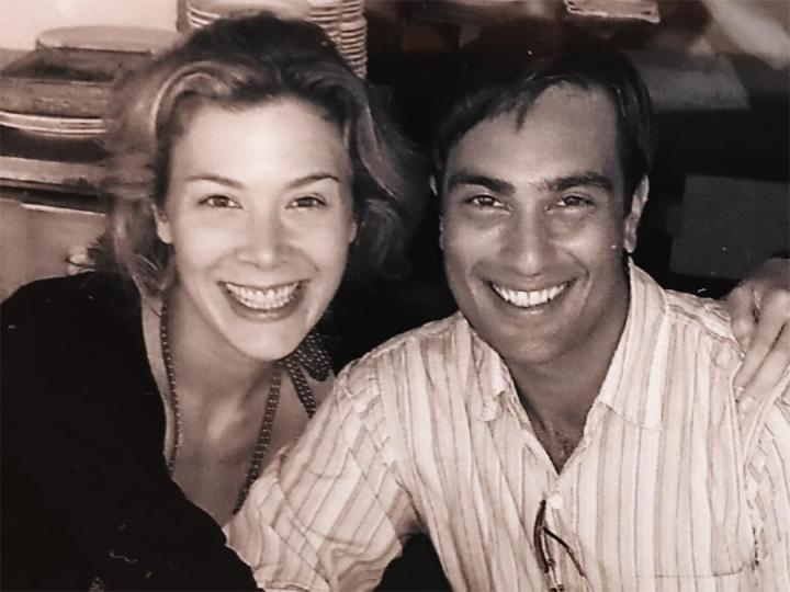 Angelo & Katharine in Sydney