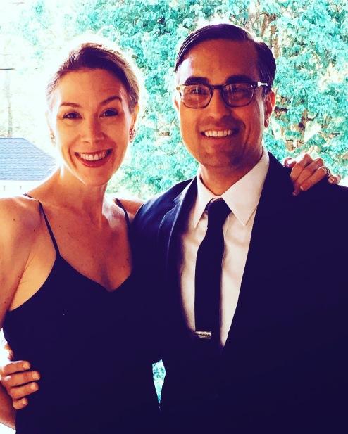 Katharine and Angelo