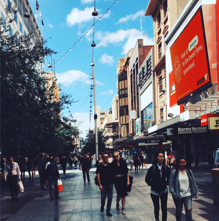 Rundle Mall