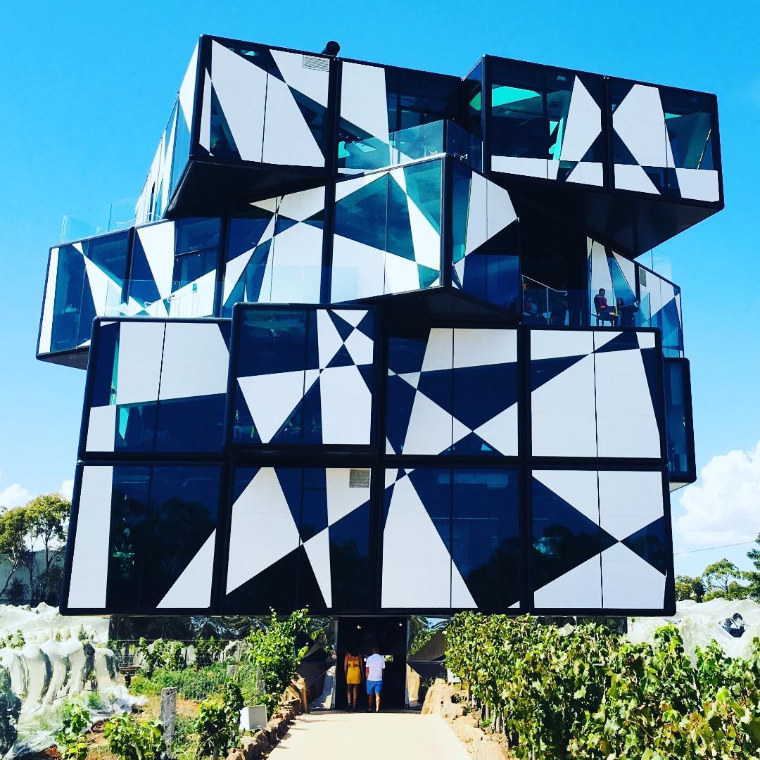 The Cube - d'Areberg