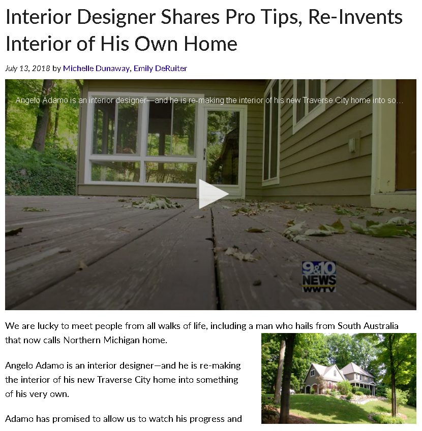 9and10news.com interior-designer-shares-pro-tips-re-invents-interior-of-his-own-home