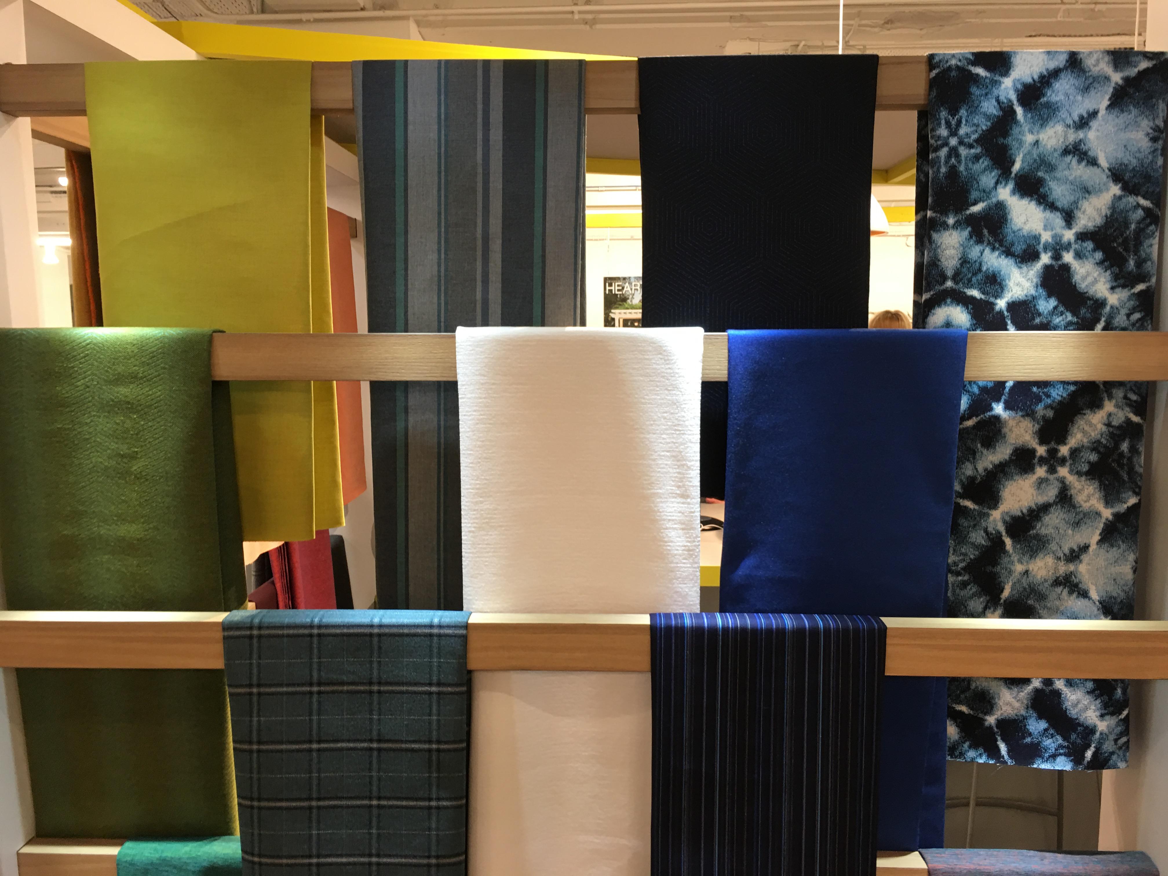 Sunbrella Fabric Selections 2018 1